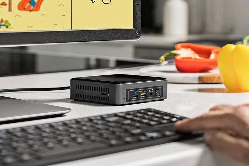 PC nouvelle génération très compacts : les NUC