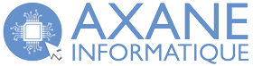 Logo Axane Informatique 17